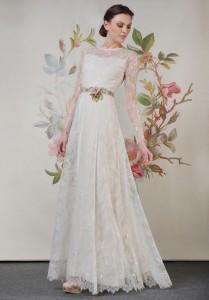 Prachtige bruidsjurk trend- Trouwteam