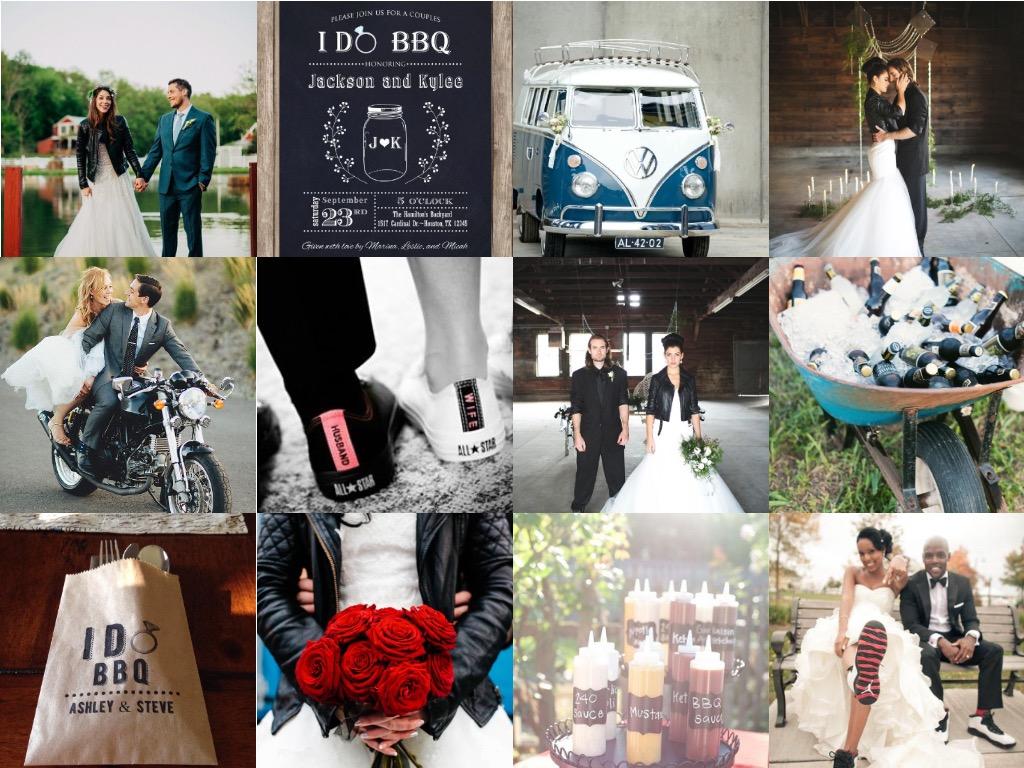 Stoere bruiloft! - Trouwteam
