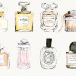 Huwelijks parfum