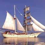 Gratis proefvaart op Trouwschip Bounty