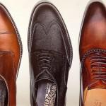trouwschoenen voor de mannen