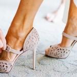 Creatief met je trouwschoenen