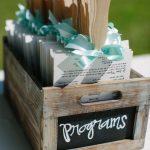 Maak een programma voor jullie huwelijksdag!