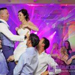 Een geslaagd trouwfeest voor iedereen
