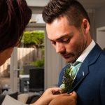 De corsage; een miniboeketje op je jasje