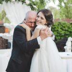 De vader-dochter dans